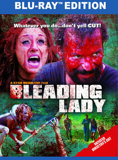 Bleading Lady  [Blu-ray] 818522012421