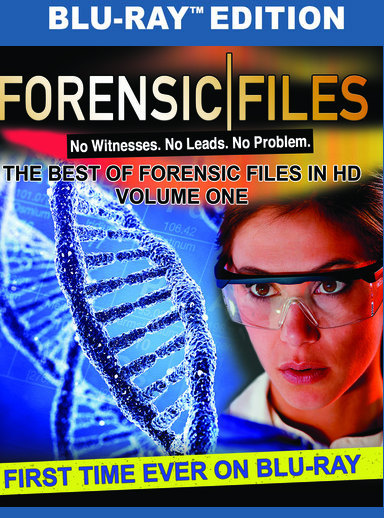 The Best of Forensic Files in HD - Volume 1 (BD) 818522012445