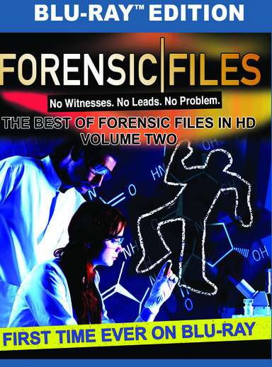 The Best of Forensic Files in HD - Volume 2 (BD) 818522012452