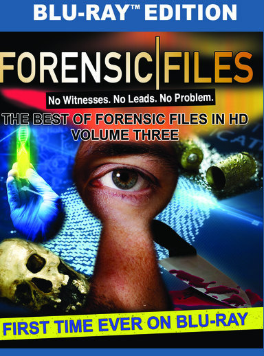 The Best of Forensic Files in HD - Volume 3 (BD) 818522012469