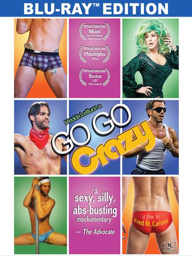 Go Go Crazy (BD) 818522012490