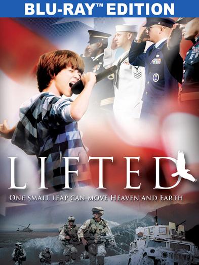 Lifted  [Blu-ray] 818522012537