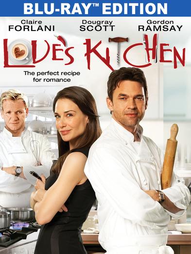 Love's Kitchen  [Blu-ray] 818522012575