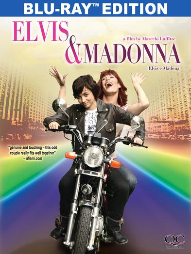 Elvis And Madonna  [Blu-ray] 818522012636