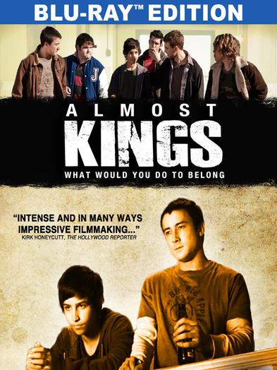 Almost Kings [Blu-ray] 818522012674