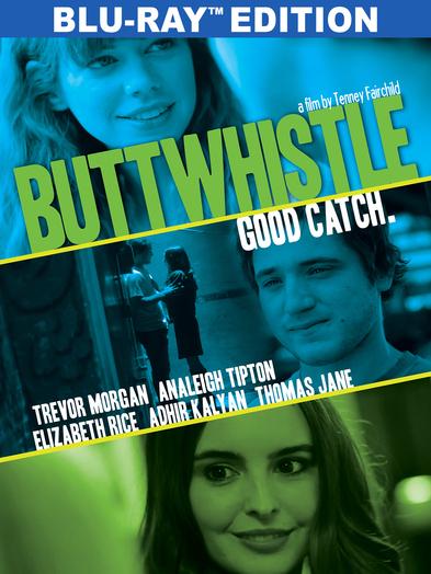 Buttwhistle [Blu-ray] 818522012698