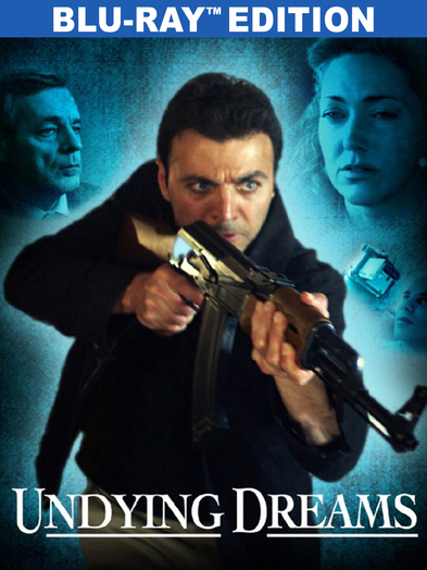 Undying Dreams(BD) 818522012773
