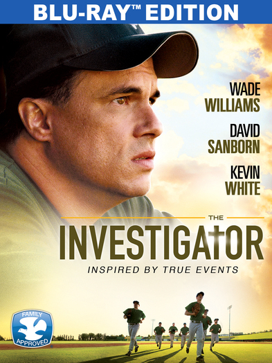 The Investigator [Blu-ray] 818522012797