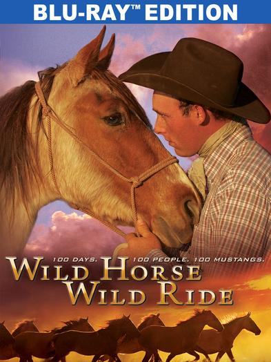 Wild Horse, Wild Ride(BD) 818522012803