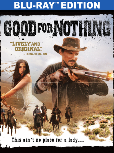 Good for Nothing(BD) 818522012834