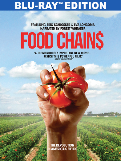 Food Chains [Blu-ray] 818522012841