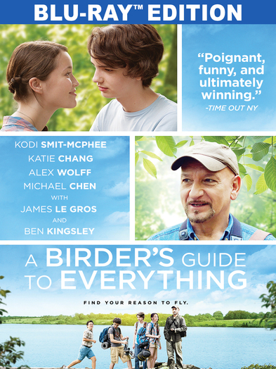 A Birder's Guide to Everything [Blu-ray] 818522012865