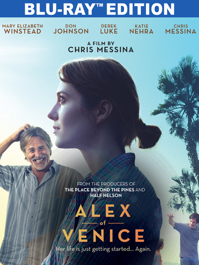 Alex of Venice(BD) 818522012889