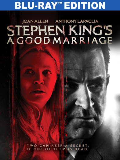 Stephen King's A Good Marriage(BD) 818522012902