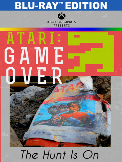 Atari: Game Over(BD) 818522012919