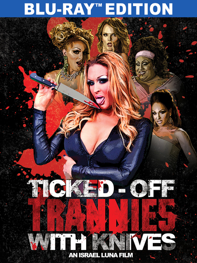 Ticked off Trannies With Knives(BD) 818522013138