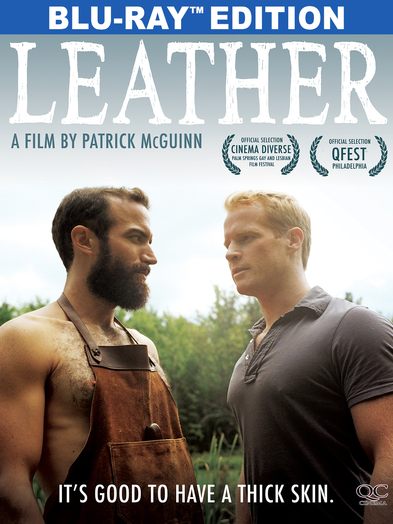 Leather [Blu-ray] 818522013152
