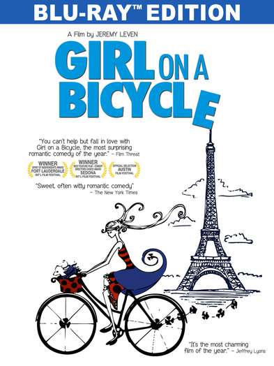 Girl on a Bicycle(BD)  818522013251
