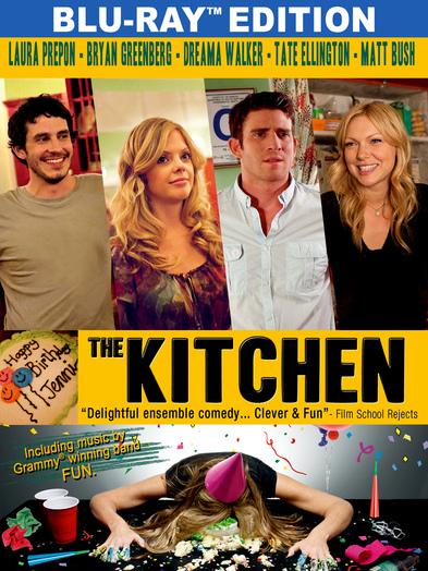 The Kitchen [Blu-ray] 818522013275