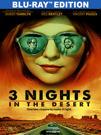 3 Nights in the Desert(BD) 818522013282