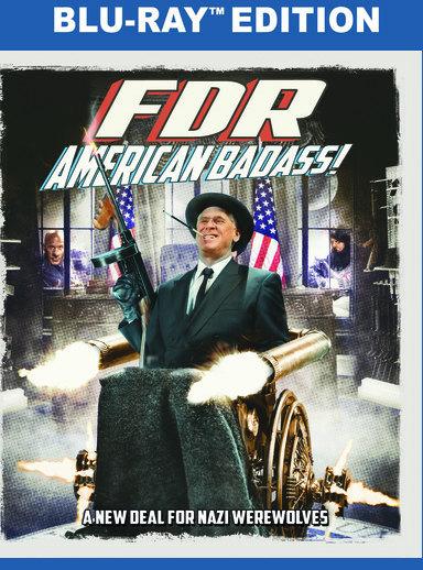 FDR: American Badass(BD) 818522013367