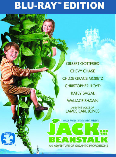 Jack and the Beanstalk [Blu-ray] 818522013374