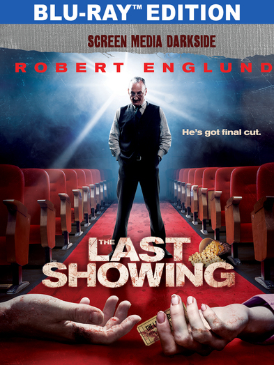 The Last Showing(BD) 818522013428