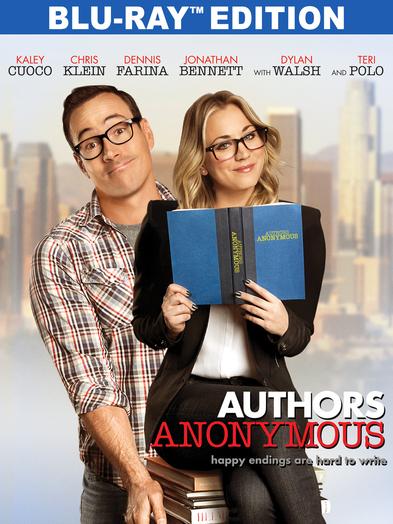 Authors Anonymous [Blu-ray] 818522013459