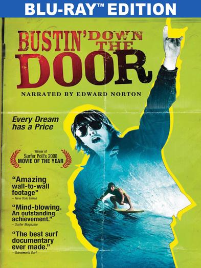Bustin' Down the Door(BD)  818522013466