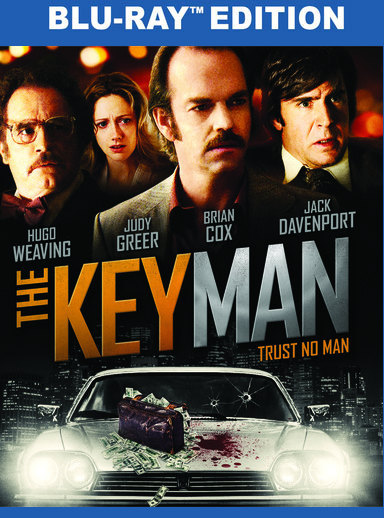 The Key Man [Blu-ray] 818522013473