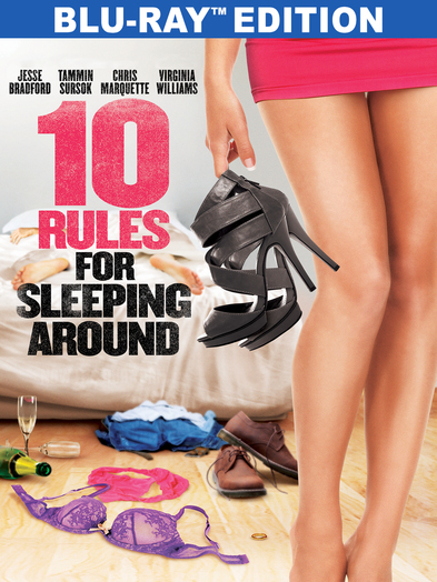 10 Rules for Sleeping Around(BD) 818522013497
