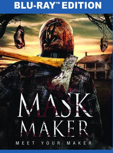 Mask Maker [Blu-ray] 818522013534