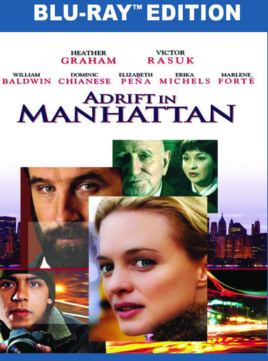 Adrift in Manhattan(BD) 818522013558