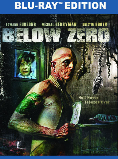 Below Zero [Blu-ray] 818522013596