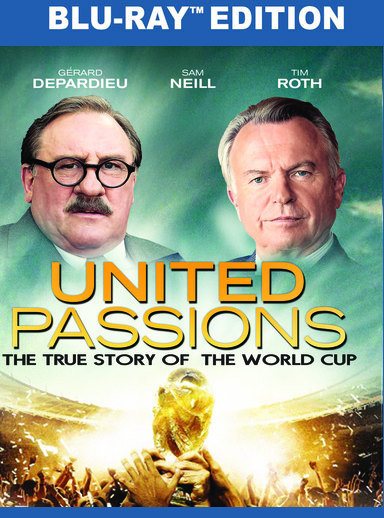 United Passions [Blu-ray] 818522013626