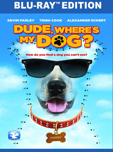 Dude Where's My Dog(BD) 818522013633