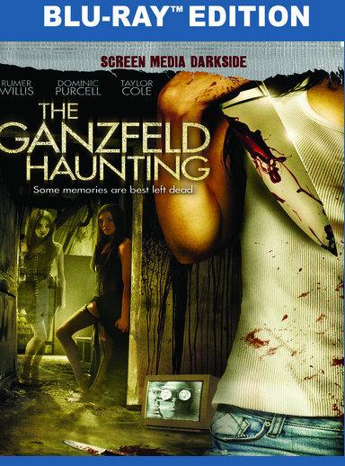 The Ganzfeld Haunting(BD) 818522013657