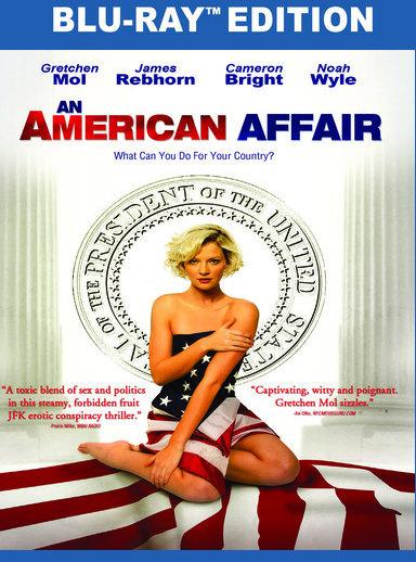 An American Affair(BD) 818522013664