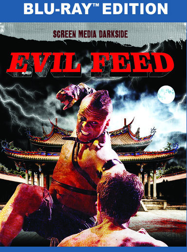 Evil Feed(BD) 818522013701