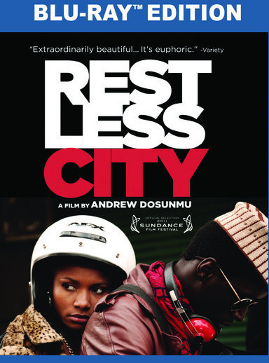 Restless City [Blu-ray] 818522013749