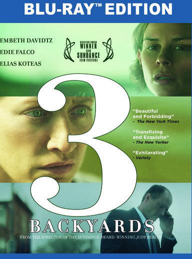 3 Backyards [Blu-ray] 818522013763