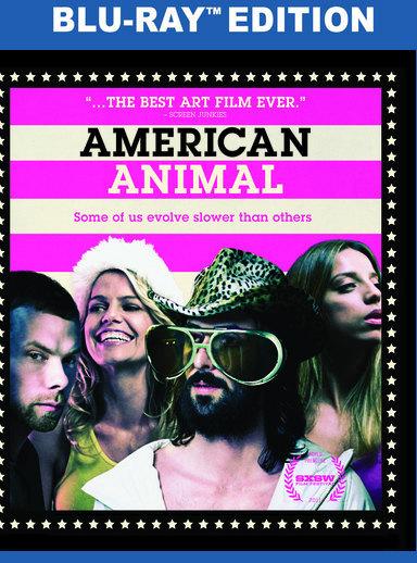 American Animal [Blu-ray] 818522013770
