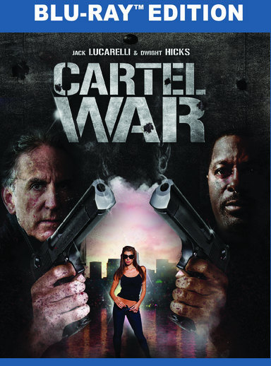 Cartel War(BD) 818522013787