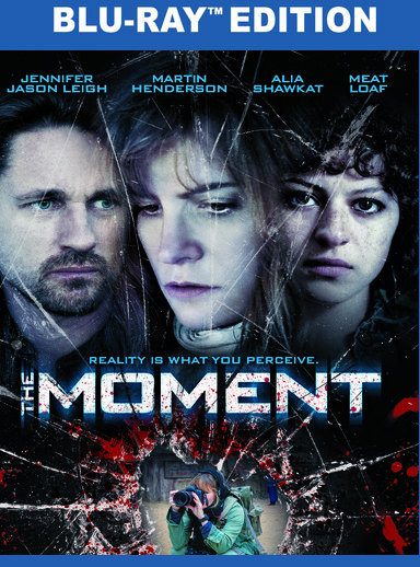 The Moment [Blu-ray] 818522013848