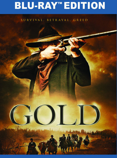 Gold [Blu-ray] 818522013893