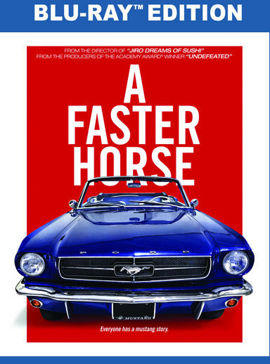 A Faster Horse(BD) 818522013916