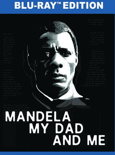 Mandela, My Dad and Me(BD) 818522013923