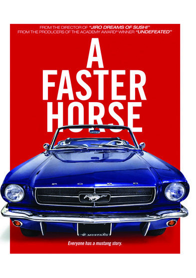 A Faster Horse 818522013954