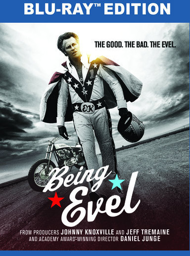 Being Evel [Blu-ray] 818522014005