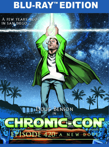Chronic-Con, Episode 420: A New Dope(BD) 818522014029